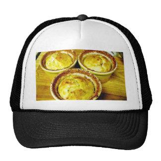 Crab Souffle Cooking Dinner Trucker Hats