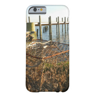 Crab Trap and Dock at Sunset Barely There iPhone 6 Case