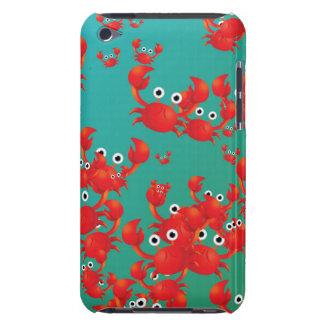 Crab world iPod Case-Mate case