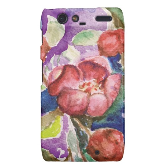 crabapple3 droid RAZR cover
