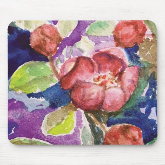 crabapple3 mouse pad