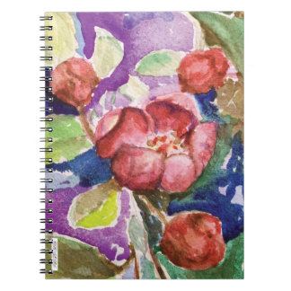 Crabapple Bloom Notebook