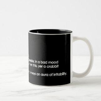 Crabbit Coffee Mugs