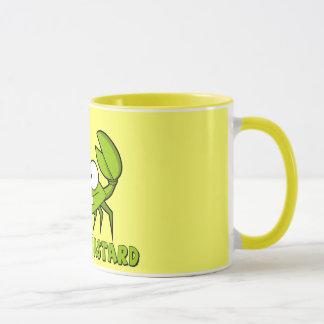 Crabby bastard mug