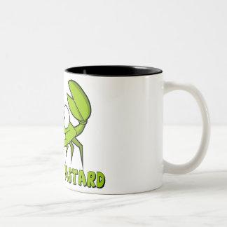 Crabby bastard coffee mug