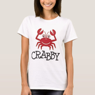 crabby crab gifts and apparel T-Shirt