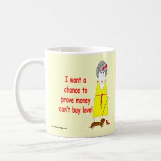 Crabby, cranky baby boomer coffee mug! mugs