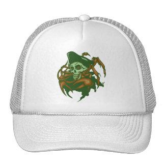 Crabby Irish Pirate Skull Cap