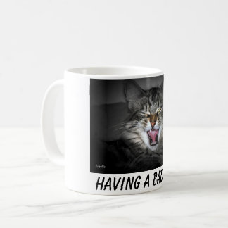Crabby Kitty Cat  Mug