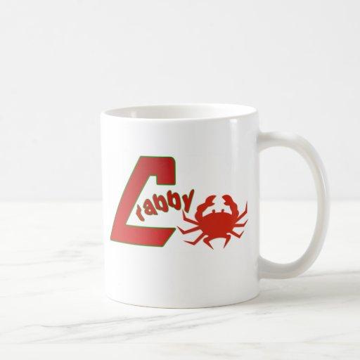 Crabby Coffee Mugs