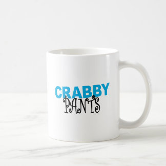 Crabby Pants - Humor Gift Coffee Mug