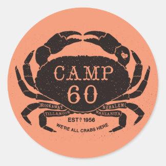 Crabby Stickers