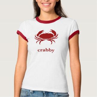 """""""crabby"""" t-shirt"""