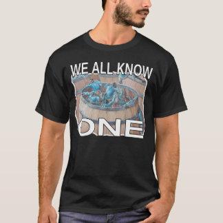 CRABS IN A BARREL T-Shirt