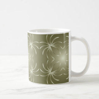 crabs in circle coffee mug