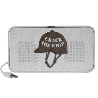 Crack The Whip iPod Speakers