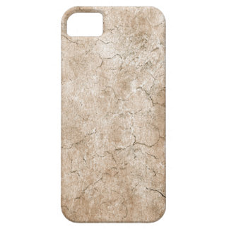 Cracked Aged and Rough Brown Vintage Texture iPhone 5 Covers