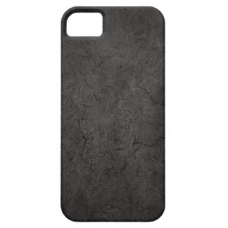 Cracked Aged and Rough Dark Vintage Texture iPhone 5 Case