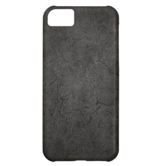 Cracked Aged and Rough Dark Vintage Texture iPhone 5C Cover