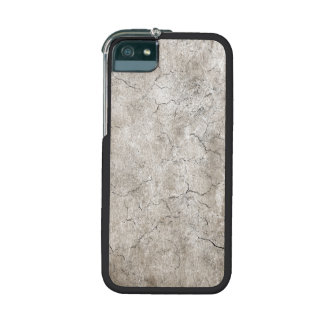 Cracked Aged and Rough Gray Vintage Texture Case For iPhone 5