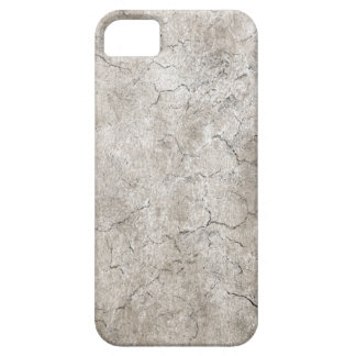 Cracked Aged and Rough Gray Vintage Texture iPhone 5/5S Case