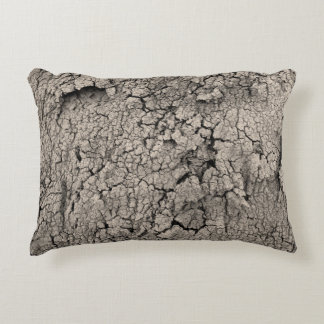 Cracked Earth Cool Texture Decorative Cushion