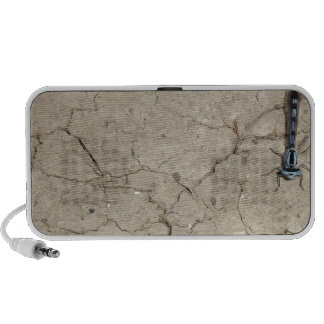 cracked insect iPod speakers