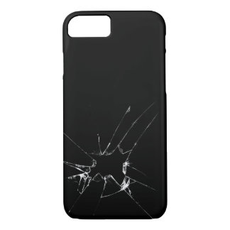 Cracked Iphone Back iPhone 7 Case