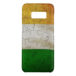 Cracked Ireland flag Case-Mate Samsung Galaxy S8 Case