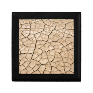 Cracked Mud Gift Box