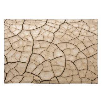 Cracked Mud Placemat
