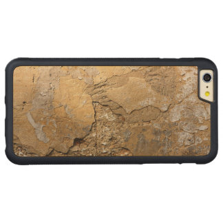 Cracked plastered wall. carved® maple iPhone 6 plus bumper case