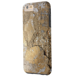 Cracked plastered wall. tough iPhone 6 plus case