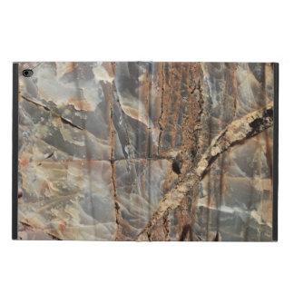 Cracked Quartz Mineral Texture Powis iPad Air 2 Case