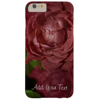 Cracked Red Rose by Shirley Taylor Barely There iPhone 6 Plus Case