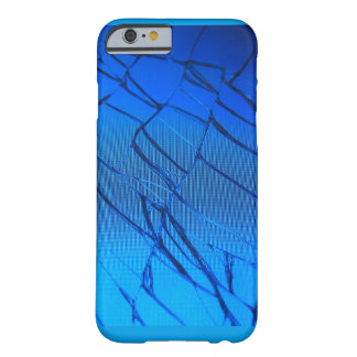 Cracked Screen iPhone Case