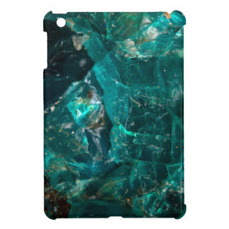 Cracked Teal Sugar iPad Mini Cover