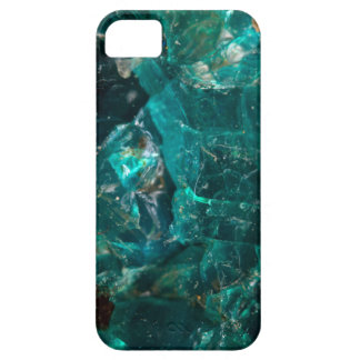 Cracked Teal Sugar iPhone 5 Case