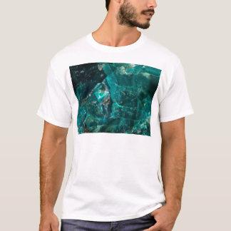 Cracked Teal Sugar T-Shirt