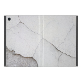 Cracked wall iPad mini case