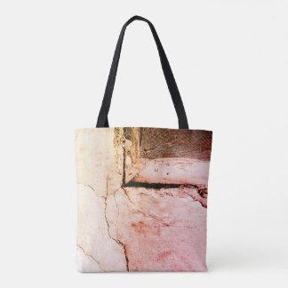 Cracked Wall Tote Bag