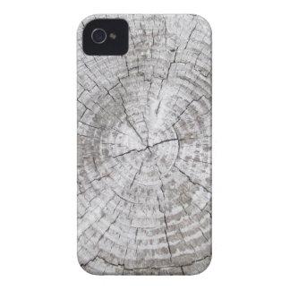Cracked Wood iPhone 4 Case