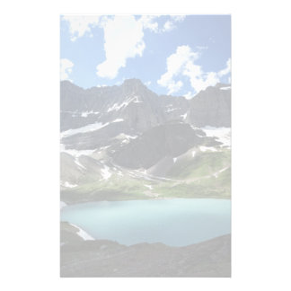 Cracker Lake Personalized Stationery