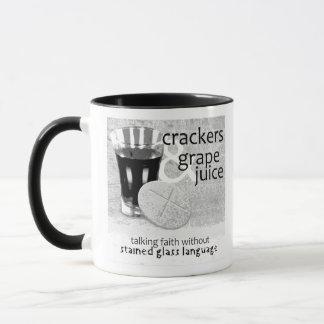 Crackers & Grape Juice Mug