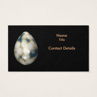 Cracking Egg Business Card