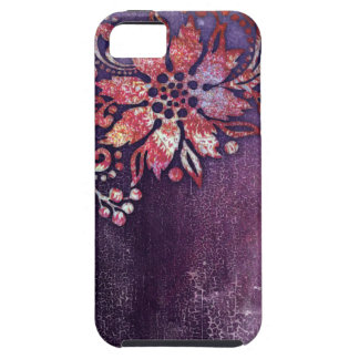 Crackle and Tapestry Case