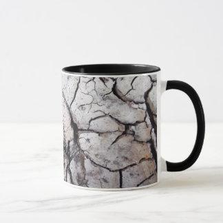 Crackled mug