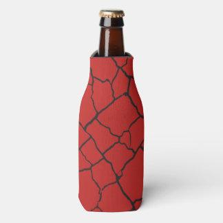 Cracks  Preto Bottle Cooler