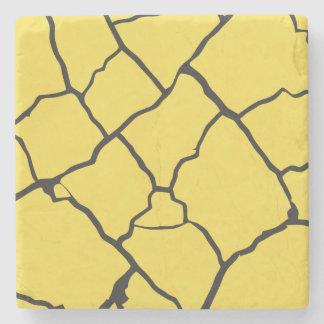 Cracks  Preto Stone Coaster