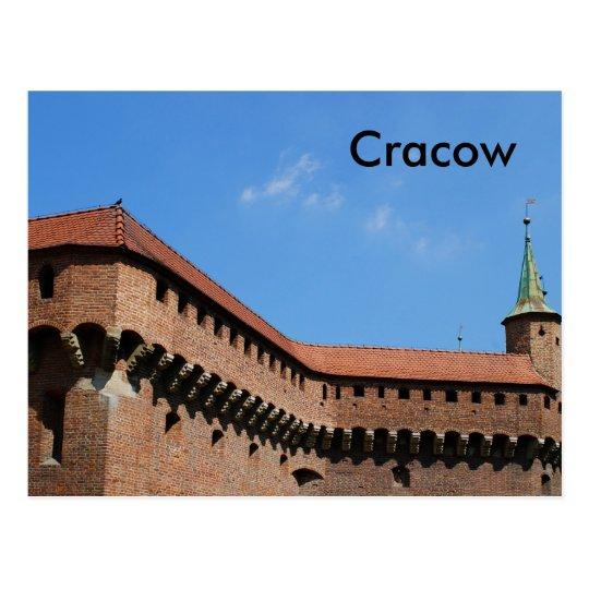 Cracow Postcard